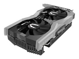 Zotac GeForce RTX 2060 SUPER MINI PCIe 3.0 Graphics Card, 8GB GDDR6, ZT-T20610E-10M, 37263314, Graphics/Video Accelerators