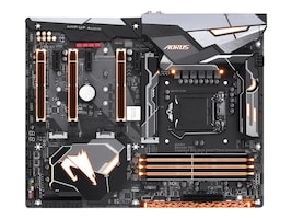 Gigabyte Technology Z370 AORUS GAMING 7 Main Image from Front