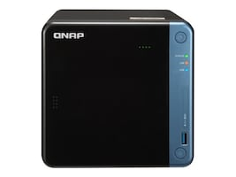 Qnap TS-453BE-2G-US Main Image from Front