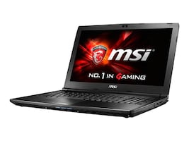MSI Computer GL62MX1096 Main Image from Right-angle