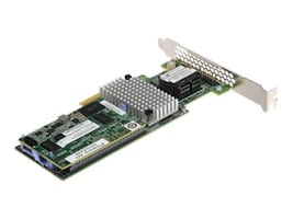 Lenovo ServeRAID M5210 SAS SATA Controller for System x, 46C9110, 16977756, RAID Controllers