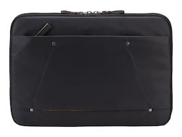 Case Logic 14.1 Deco Laptop Sleeve, Black, 3203690, 35077411, Carrying Cases - Notebook
