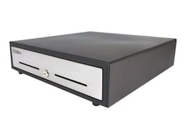 Pos-X ION Slide Cash Drawer, 16x16, Stainless, Canadian 4-Bill, ION-C16S-1SC, 35324902, Cash Drawers