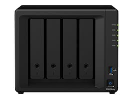 Synology DS418PLAY Main Image from Front