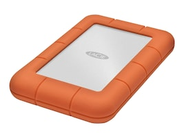 Lacie 2TB Rugged Mini USB 3.0 Mobile Hard Drive, LAC9000298, 27718813, Hard Drives - External