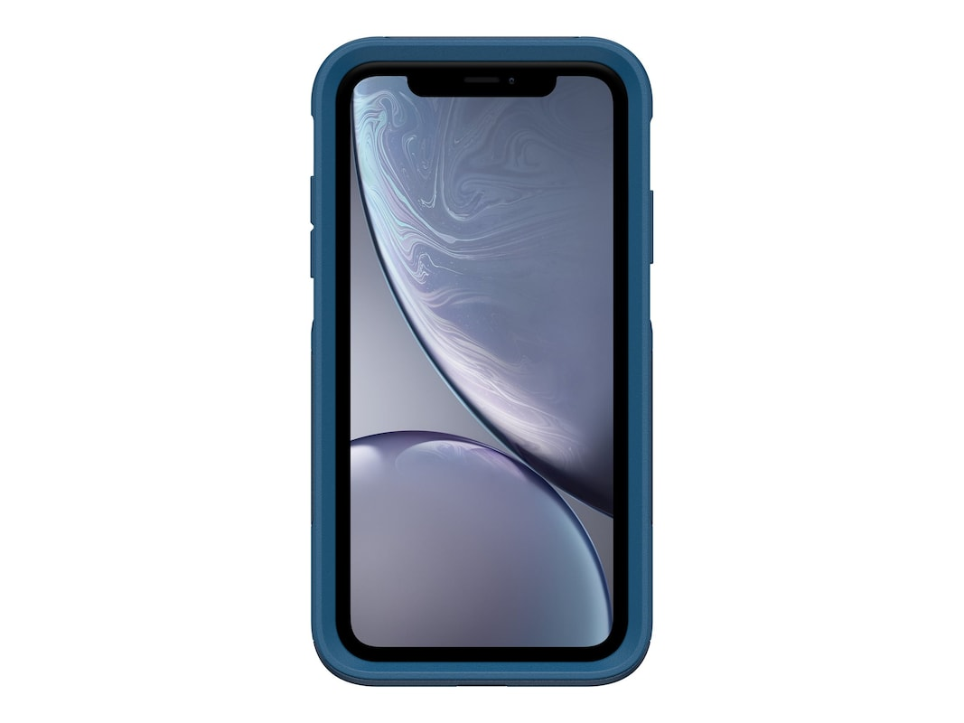 new concept c5eb9 cfdc8 OtterBox Commuter Series Case for iPhone XR, Bespoke Way (77-59803)