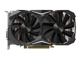 Zotac GeForce GTX 1080 Mini PCIe 3.0 Graphics Card, 8GB GDDR5X, ZT-P10800H-10P, 33633787, Graphics/Video Accelerators