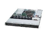 Supermicro SYS-6016T-NTF-SNX Main Image from Right-angle
