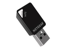 Netgear 11AC WL Mini USB Adapter, A6100-100PAS, 16251533, Wireless Adapters & NICs