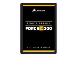 Corsair Force Series LE200 SATA 6Gb s Internal Solid State Drive, CSSD-F120GBLE200B, 34159124, Solid State Drives - Internal