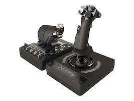 Logitech X56 H.O.T.A.S. RGB Throttle and Stick Controller, 945-000058, 36604210, Video Gaming Accessories