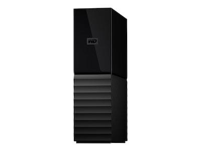 WD 3TB My Book Desktop, WDBBGB0030HBK-NESN, 32484652, Hard Drives - External