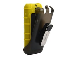 Zcover Dock-in-Case Rugged HealthCare Grade Back Open Silicone Case, Holster for Cisco 8821 IP Phone Yellow, CI821PRY, 33842571, Carrying Cases - Phones/PDAs
