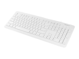 Macally Wired USB Keyboard w  2 USB Ports & 15 MacOS X Shortcut Keys, White, MKEYXU2, 34281429, Keyboard/Mouse Combinations