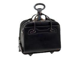 McKlein Willowbrook Lady Case, Black, 94985, 30694314, Carrying Cases - Notebook