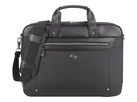 SOLO 15.6 Irving Briefcase, Black, EXE150-4, 35981996, Carrying Cases - Notebook