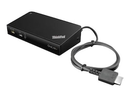 Lenovo OneLink+ Dock for ThinkPad, 40A40090US, 30895976, Docking Stations & Port Replicators