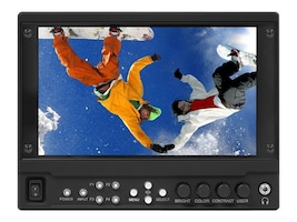 Marshall Electronics 7 Camera Top Full HD LCD Monitor, V-LCD71MD, 17465357, Monitors