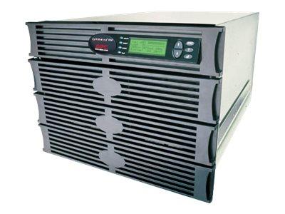 APC Symmetra Rackmount 4kVA Scalable to 6kVA N+1 208 240V, SYH4K6RMT, 375094, Battery Backup/UPS