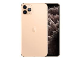 Apple iPhone 11 Pro Max 512GB Gold (SIM-free), MWHA2LL/A, 37522849, Cell Phones - iPhone X Models