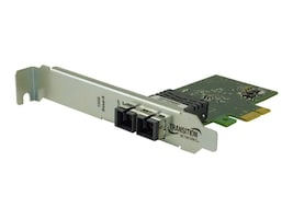 Transition 1000Base-X PCIe SC MM NIC, N-GXE-SC-02, 35644359, Network Adapters & NICs