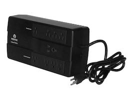 Liebert PST5 500VA 300W Offline UPS w  RJ45 Surge Protection, 5-15P Input, (8) 5-15R Outlets, PST5-500MT120, 35389773, Battery Backup/UPS