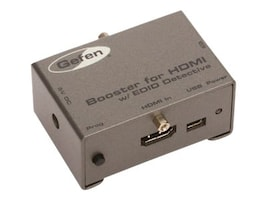 Gefen Booster for HDMI with EDID Detective, EXT-HDBOOST-141, 18166050, Video Extenders & Splitters