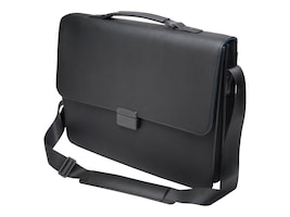 Kensington LM570 Briefcase for 15.6 Laptop Style Bag, Black, K62849WW, 33848585, Carrying Cases - Notebook