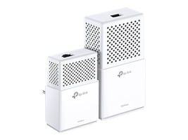 TP-LINK AV1000 Gigabit Powerline ac Wi-Fi Kit, TL-WPA7510 KIT, 34201898, Wireless Antennas & Extenders