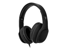 V7 Overear Headset w  Mic - Black, HA701-3NP, 35274933, Headsets (w/ microphone)