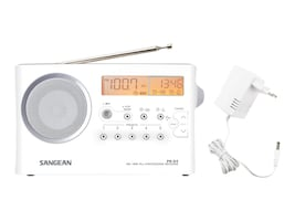 Sangean PR-D4W Main Image from Front