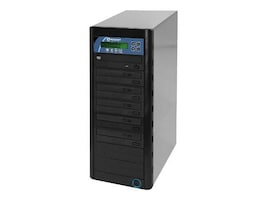 Microboards Premium DVD CD Tower Copier (5-Recorders), DVD PRM-516, 6158271, Disc Duplicators