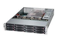Supermicro CSE-826BE26-R920LPB Main Image from Front
