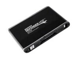 Kanguru™ 500GB Defender USB 3.0 2.5 External Hard Drive - 8MB Cache, KDH3B-500, 14709678, Hard Drives - External
