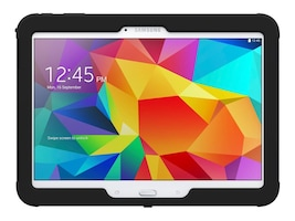 Trident Case Aegis 2014 Case for Samsung Galaxy Tab 4 10, Black, AG-SSGXT4-BK000, 17764550, Carrying Cases - Tablets & eReaders