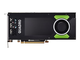 PNY NVIDIA Quadro P4000 PCIe 3.0 x16 Graphics Card, 8GB GDDR5, VCQP4000-PB, 33761560, Graphics/Video Accelerators