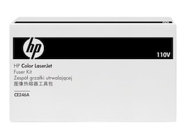 HP Color LaserJet 110V Fuser Kit, CE246A, 10807115, Printer Accessories