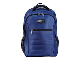Mobile Edge 16 Smart Backpack, Royal Blue, MEBPSP3, 35402181, Carrying Cases - Notebook
