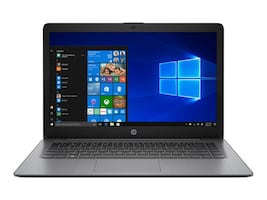 HP Stream AMD A4-9120 4GB 32GB 14 Gray, 6ZB99UA#ABA, 37430637, Notebooks
