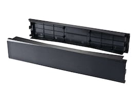 C2G 2U x 19 Toolless Snap-In Filler Panel (10-pack), 14602, 30593951, Rack Mount Accessories
