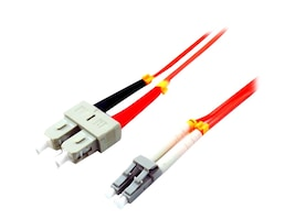 Comprehensive Cable LC-SC-MM-1M Main Image from Right-angle