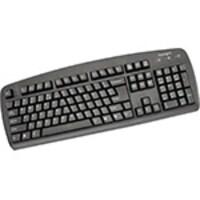 Kensington Keyboard for Life Spill-Safe USB Keyboard, 64370, 5139722, Keyboards & Keypads