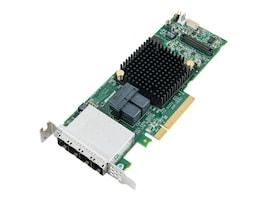 Adaptec 24-Port RAID 78165 PCIe Gen3 Controller, 2280900-R, 16336676, RAID Controllers