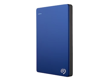 Seagate 1TB USB 3.0 Slim External Hard Drive (Web Special), STDR1000102, 34906062, Hard Drives - External