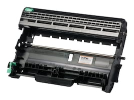 Brother Drum Unit for HL-2230, HL-2240, HL-2240D & HL-2270DW Printers, DR420, 12254892, Printer Accessories