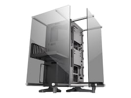 Thermaltake Chassis, Core P90 Tempered Glass Edition Mid-Tower Chassis, CA-1J8-00M1WN-00, 34935541, Cases - Systems/Servers
