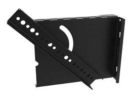 C2G 2RU Pivoting Rail Kit for Vertical Wall Mount Cabinet, VWM-PIV-2RU, 35130366, Rack Mount Accessories