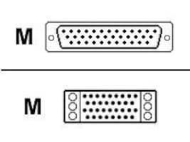 Dialogic VHSI V35 Modem Cable, 300-076, 11391140, Cables
