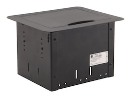 Kramer Table Mount Modular Multi-Connection Solution, TBUS-1AXL, 19417631, Audio/Video Conference Hardware