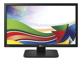 LG Electronics 23CAV42K-BL Main Image from Front